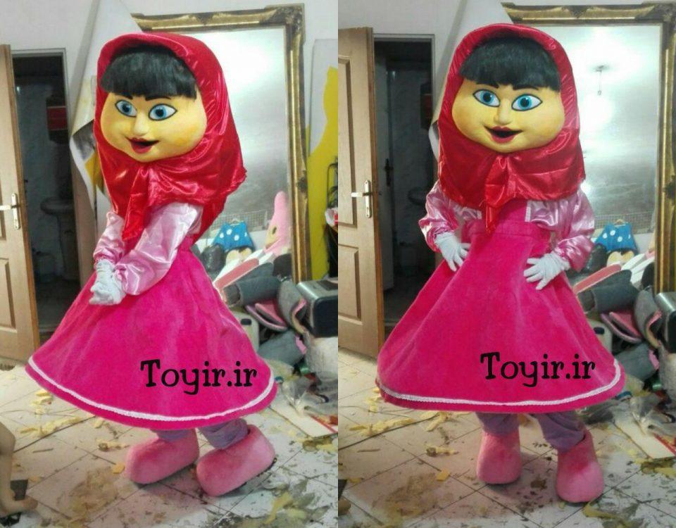 عروسک تنپوش دختر بچه